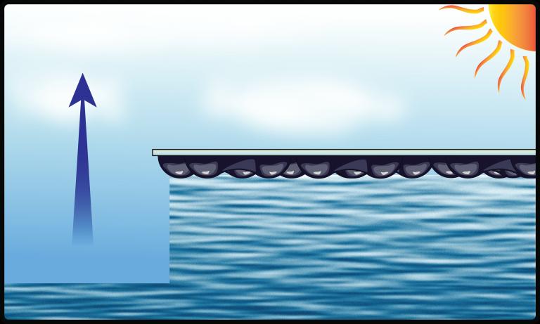 EnergyGuard™ Selective Transmission evaporation landscape